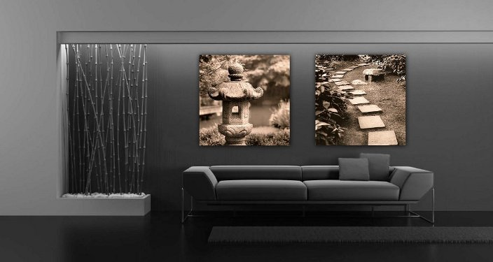 alan blaustein photography :: wall decor display concepts